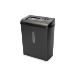 Digitus DA-81607 paper shredder Cross shredding 22 cm 74 dB Black