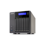 QNAP TS-853S PRO NAS/storage server Ethernet LAN Tower Anthracite