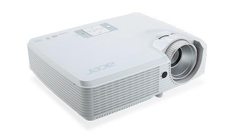Acer Essential X1226H Desktop projector 4000ANSI lumens DLP XGA (1024x768) 3D White data projector
