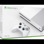 Microsoft Xbox One S White 1000 GB Wi-Fi