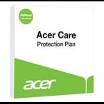 Acer ACR NWR WARRANTY-1YR-3YR-MAIL