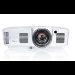 Optoma X316ST Desktop projector 3400ANSI lumens DLP XGA (1024x768) 3D White data projector