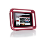 Gripcase I1MINI-RED tablet case Cover