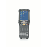 "Zebra MC9200 3.7"" 640 x 480pixels 765g Black handheld mobile computer"