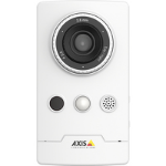 Axis Companion Cube IP security camera Indoor White 1920 x 1080 pixels