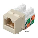 Black Box FMT922-R2 wire connector RJ-45 Multicolor