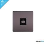 EnerGenie Mi|Home Smart Single Nickel Light Switch