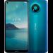 "Nokia 3.4 16.2 cm (6.39"") Dual SIM Android 10.0 4G USB Type-C 3 GB 32 GB 4000 mAh Blue"
