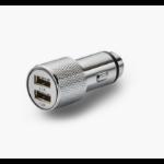 QDOS QD-214-AG Auto Metallic mobile device charger