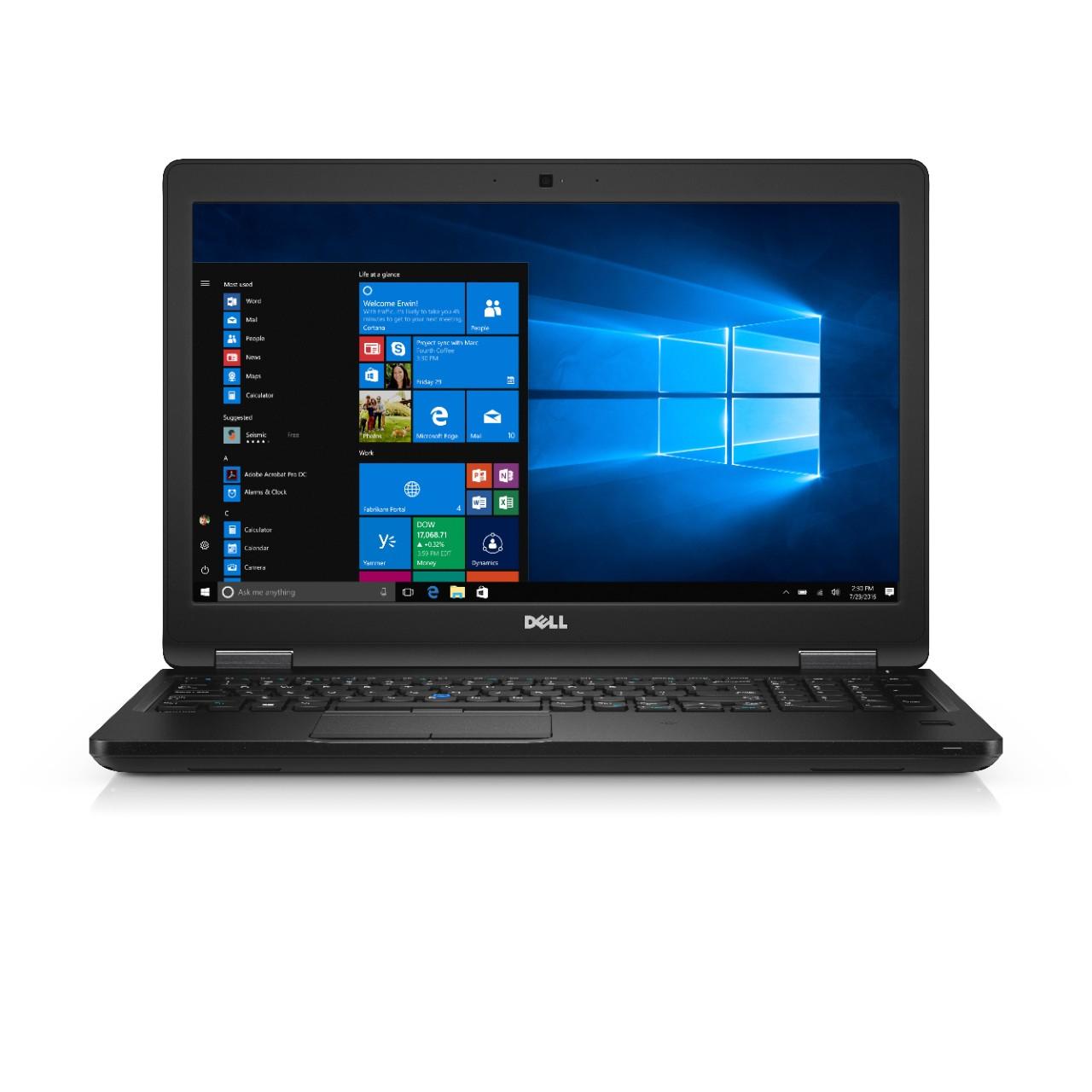 DELL Precision M3520 2.7GHz i7-6820HQ 6th gen Intel® Core™ i7 15.6