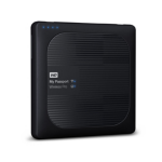 Western Digital My Passport Wireless Pro 2000GB Wi-Fi Black WDBP2P0020BBK-EESN