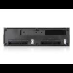 "iStarUSA T-5K225T-SA HDD/SSD enclosure 2.5"" Black storage drive enclosure"