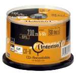 Intenso CD-R 700MB 50 pc(s)
