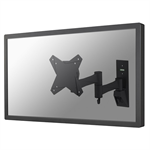 "Newstar FPMA-W832 30"" Black flat panel wall mount"