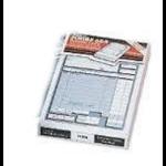 Rexel Twinlock Scribe 654 Counter Sales Receipt 3 Part Refill (75)