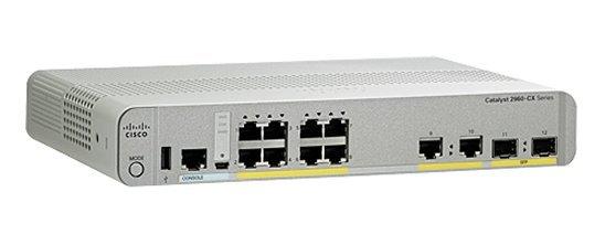 Cisco 2960-CX Unmanaged L2 Gigabit Ethernet (10/100/1000) White