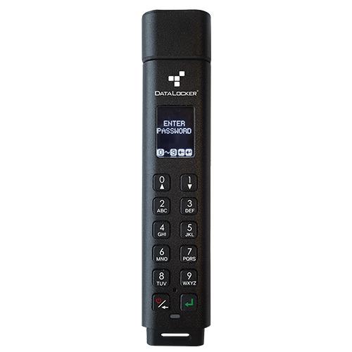 DataLocker Sentry K300 Secure USB 3.1 Gen 1 Keypad Flash Drive FIPS 197 Certified 256-BIT AES 16GB