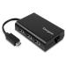 Targus ACH230EUZ USB 2.0 Black interface hub
