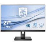 "Philips B Line 278B1/00 LED display 68.6 cm (27"") 3840 x 2160 pixels 4K Ultra HD Black"