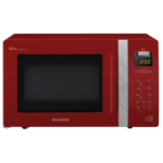 Daewoo KOR6A0RR Countertop Solo microwave 20L 800W Red microwave