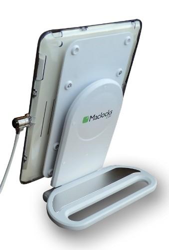Compulocks IPADAIRRSWB tablet security enclosure White
