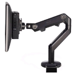 DELL 482-BBBQ Black flat panel desk mount