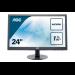 "AOC Essential-line E2460SH pantalla para PC 61 cm (24"") 1920 x 1080 Pixeles Full HD LCD Plana Mate Negro"