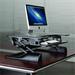 Newstar NS-WS100BLACK desktop sit-stand workplace