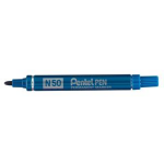Pentel N 50 Bullet tip Blue 12pc(s) permanent marker