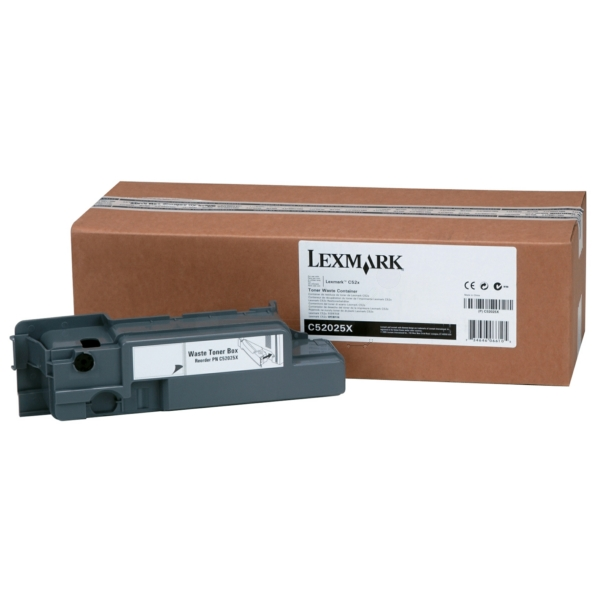 Lexmark C52025X Toner waste box, 30K pages