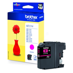 Brother LC-121M Ink cartridge magenta, 300 pages, 4ml LC121M