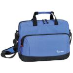 """Bump Armor GTX Lite notebook case 13"""" Briefcase Blue"""