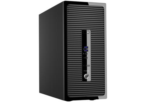 HP ProDesk 490 G3 3.4GHz i7-6700 Micro Tower Black