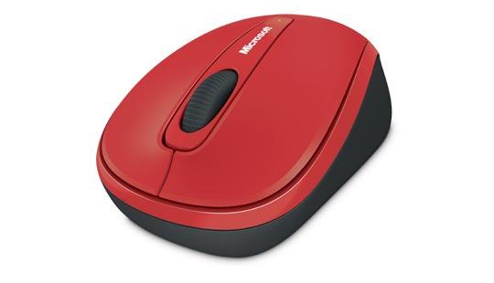 Microsoft WMM 3500 ratón RF inalámbrica + USB Óptico 1000 DPI