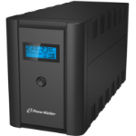 PowerWalker VI 1200 SHL Schuko uninterruptible power supply (UPS) Line-Interactive 1200 VA 600 W 4 AC outlet(s)