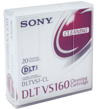 Sony DLTVS1-CLN cleaning media