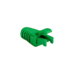 FDL RJ45 CABLE BOOT WITH LATCH PROTECTOR - GREEN