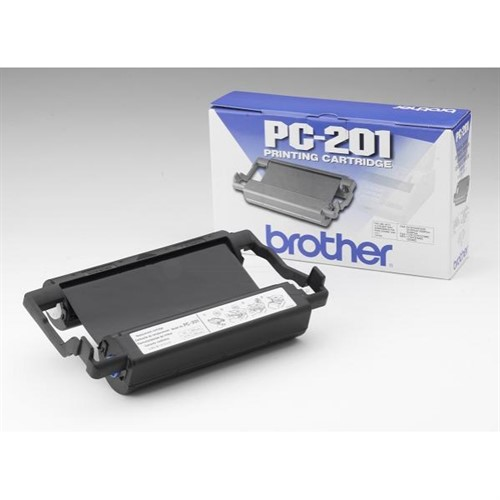 Brother PC-201 Thermal-transfer roll, 420 pages, Pack qty 1
