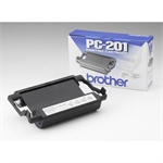Brother PC-201 Thermal-transfer-roll, 420 pages, Pack qty 1