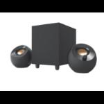 Creative Labs Creative Pebble Plus 8 W Black 2.1 channels