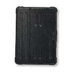"Port Designs 201501 tablet case 24.6 cm (9.7"") Folio Black"