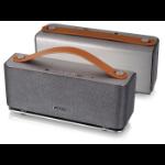 LUXA2 Groovy Stereo portable speaker 5W Silver