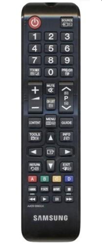Samsung TM1240 remote control RF Wireless TV Press buttons