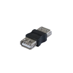 EXC 81141 USB-A Black, Metallic