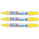 Artline MARKER MEDIUM POINT YELLOW400