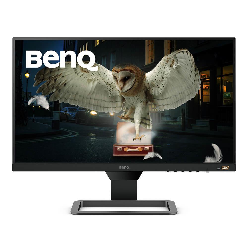 "Benq EW2480 pantalla para PC 60,5 cm (23.8"") 1920 x 1080 Pixeles IPS Plana Negro, Gris"