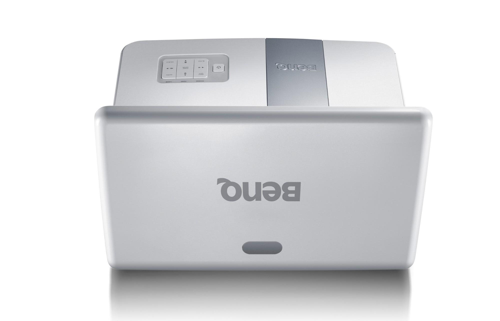 Benq MX842UST videoproyector 3000 lúmenes ANSI DLP XGA (1024x768) 3D Proyector para escritorio Blanco