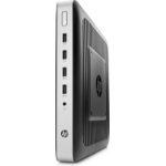 HP t630 2 GHz GX-420GI Silver,Black ThinPro 1.52 kg