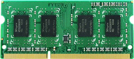 Synology 4GB DDR3-1600 geheugenmodule 1600 MHz