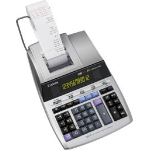 Canon MP1211-LTSC calculator Desktop Rekenmachine met printer Zilver